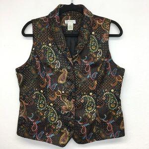 Orvis Women's Paisley Vest